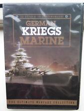 German Kriegsmarine - DVD nieuw in seal