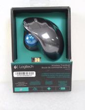 Logitech M570 Wireless Trackball Mouse Mac Windows *NEW FACTORY SEALED*