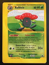 Carte Pokemon RAFLESIA 69/165 Rare Expedition Wizard Française Proche NEUF