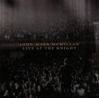 John Mark McMillan - Live At The Knight CD 2015 Jesus Culture Music ** NEW **