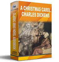 A Christmas Carol Charles Dickens MP3 Audio Book