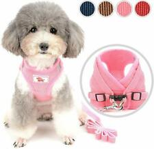 Non Pull Dog Harness Adjustable Soft Padded Vest Small Medium Mesh Jackets XS-XL