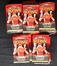 2010 Tristar TNA Icons Wrestling 78x pack a 5 cards