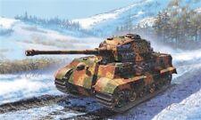 Italeri 1/72 WWII German King Tiger Plastic Model Kit 7004 ITA7004