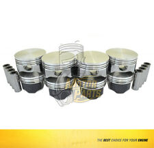 Piston Set Fits GM Camaro Corvette GTO 5.7 L LS1, LS6 (FLAT) OHV  - SIZE 040