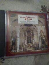 Audio CD. Misc. Bach mixed album.