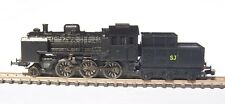 Z-scale Freudenreich KIT Swedish class L5 steam engine locomotive