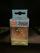 Funko Pocket Pop Keychain Adventure Time Jake Figure