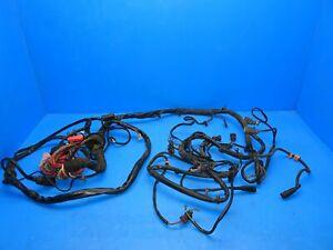 1992-1995 PORSCHE 968 GENUINE ENGINE BAY WIRING HARNESS LOOM FOR LIGHTS HORN ETC