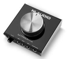M-Audio M-Track Hub - 3-Port USB with Audio & Headphones Output