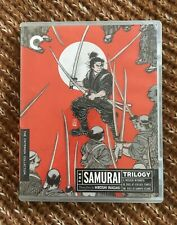 Criterion Collection: Samurai Trilogy - Blu-ray - Import Region A