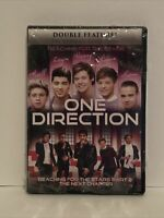 One Direction: Reaching for the Stars Collection (DVD, 2014) + Part 2