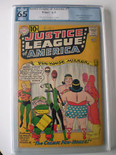 Justice League of America #7 (Nov 1961, DC) PGX 6.5 //CGC// CBCS