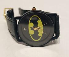 Vintage 90s  Batman Watch with Rhinestone