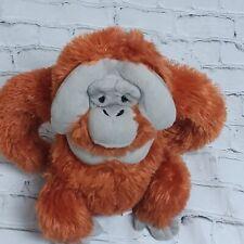 "Wild Republic 2017 Orangutan 11"" Orange Sitting Plush Monkey Stuffed Animal Toy"