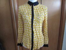 Women's long sleeve button blouse size 4 (S) by Maeve
