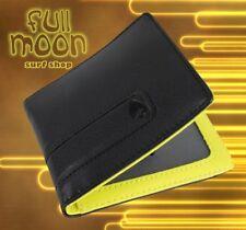 New Nixon Showtime Faux Leather Bi-Fold Zip Wallet