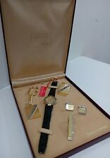 A very rare Vintage Charmex watch & men's accessories Original Swiss Made NEW 05