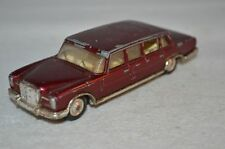 Corgi Toys 247 Mercedes Benz Pullman in played with original condition