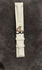 Strap With Deployment Buckle Jabob Co 20mm White