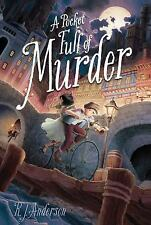 A Pocket Full of Murder by R. J. Anderson (2015, Hardcover)