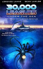 30000 LEAGUES UNDER THE SEA~2007 VG/C DVD~LORENZO LAMAS NATALIE STONE KIM LITTLE