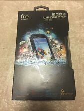 New! Authentic LifeProof Fre  Samsung Galaxy S4 SIV WaterProof Phone case Black