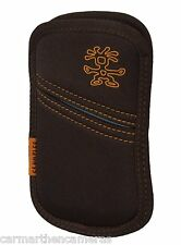 Crumpler Giordano Special 80 Espresso Orange Neoprene Case fits iPhone 4S, 4