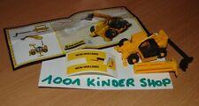 KINDER NV097 NV 97 NEW HOLLAND FIAT + STICKERS + BPZ VARIANTE 2009