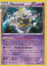 Noctunoir Holo - XY2:Etincelles - 40/106 - Carte Pokemon Neuve Française