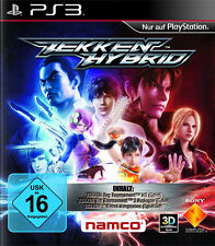 Sony PS3 Playstation 3 Spiel ***** Tekken Hybrid ************************NEU*NEW