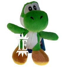 SUPER MARIO BROS. YOSHI VERDE PELUCHE PORTACHIAVI plush keychain green doll new