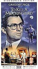 To Kill a Mockingbird (1998, Widescreen), Gregory Peck, Robert Duvall, VHS