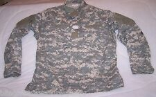 (C40)  DIGITAL CAMOUFLAGE BDU COMBAT COAT    LARGE - LONG