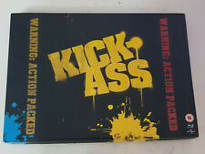 Bluray Kick-Ass Limited Edition Collector's Box Set [Blu-ray] [Region Free]