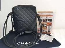 Chanel Cambon Sling Bag Black