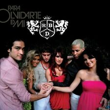 Rbd-Para Olvidarte De Mi  CD NEW