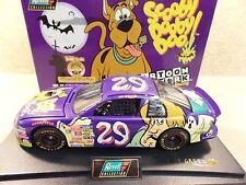 New 1997 Revell 1:18 NASCAR Jeff Green Scooby Dooby Doo Cartoon Network Monte