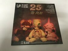 Korn The Serentity Of Suffering Sealed New Record lp original vinyl album