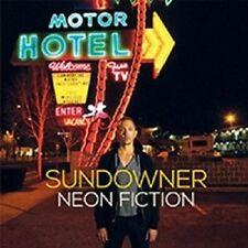 SUNDOWNER - NEON FICTION  VINYL LP NEU