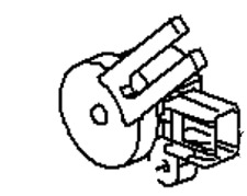 VAUXHALL STOP START FRIZIONE/Pedale Del Freno Sensore di posizione NUOVO-ORIGINALE - 13597418