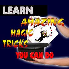 Learn Some Amazing Magic Tricks - Audio CD