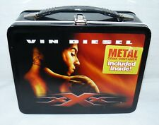 Xxx Vin Diesel Full Size Metal Lunchbox With Thermos