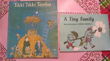 Two Vintage Children's Books   Lot (608)