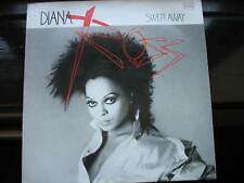 DIANA ROSS-SWEPT AWAY.1984 VINYL LP. MOTOWN, SOUL, DISCO. G/F SLEEVE + PHOTO. VG