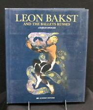 Leon Bakst and the Ballets Russes  Charles Spencer, Hardcover   T-79