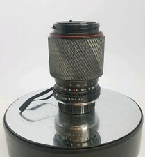 Tokina SD Macro Zoom 70-210mm 1:4-5.6 Pentax K Mount Lens for film SLR Came#833