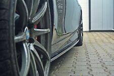 BMW F10 F11 M Performance Side skirts spoiler Skirt sideskirt BAR sideskirts M5