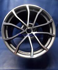 "Genuine GM 20"" Corvette C7 Grand Sport C6 Cup Factory Rear Wheel Rim 22858900"