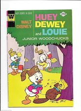 Walt Disney Huey Dewey and Louie Junior Woodchucks #30 | 1975 | Very Good/Fine